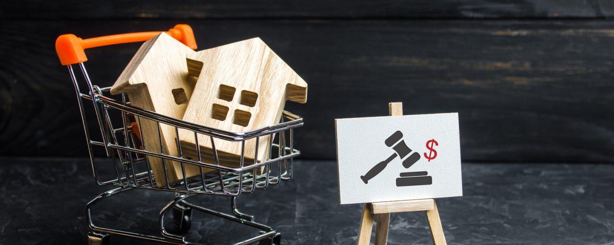 mode d'emploi des enchères immobilières